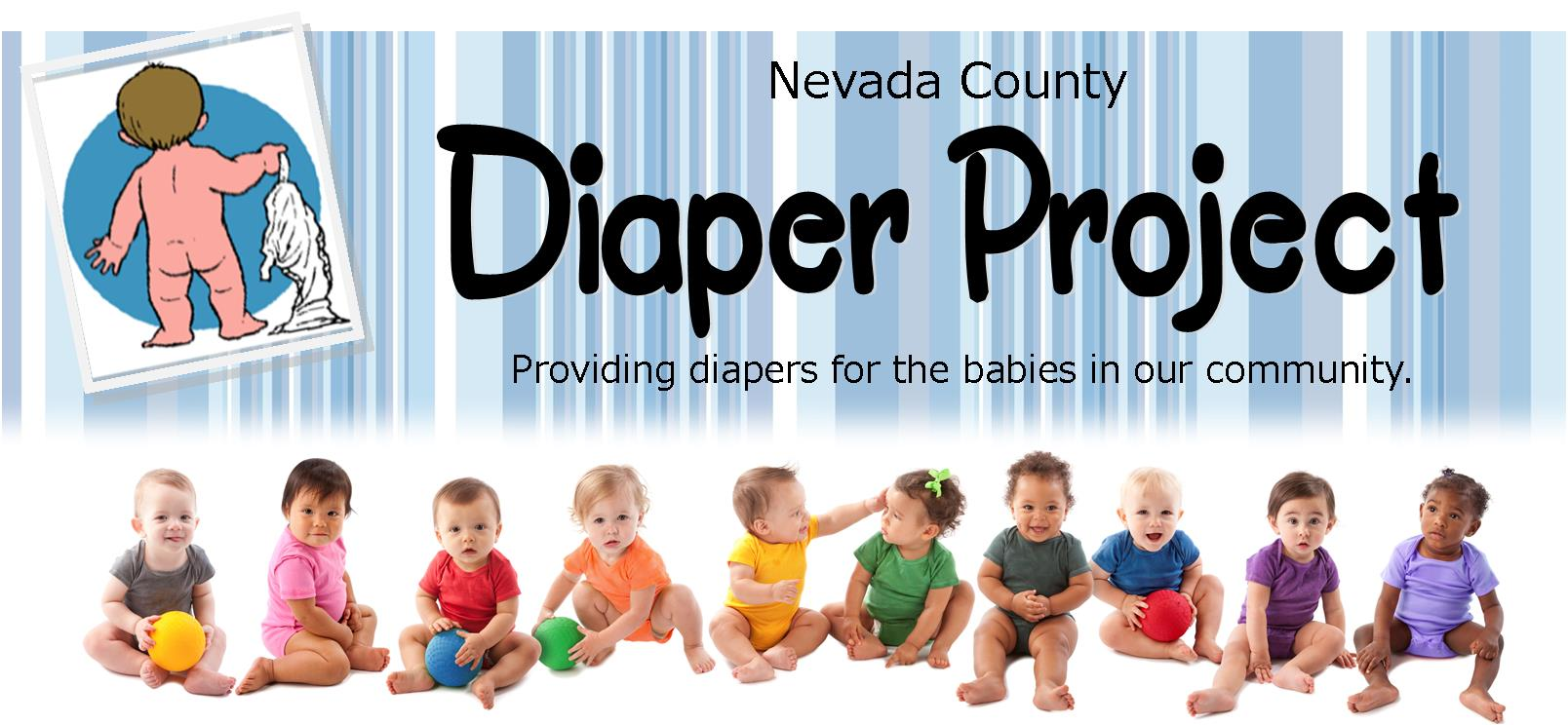 Nevada County Diaper Project